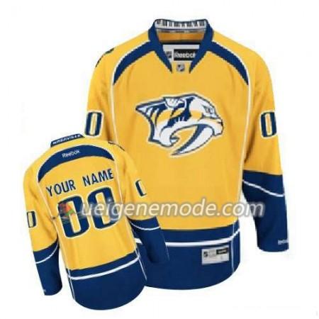 Reebok Dame Eishockey Nashville Predators Trikot Custom Or Premier Heim