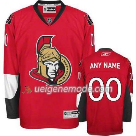 Kinder Eishockey Ottawa Senators Trikot Custom Rot Premier Heim